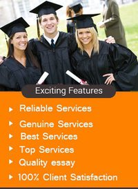 Outstanding features for our dissertation writing help services