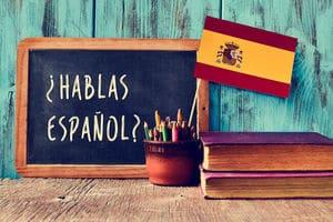 Spanish homeowrk help