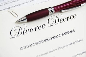 Divorce and Dissolution of marriage
