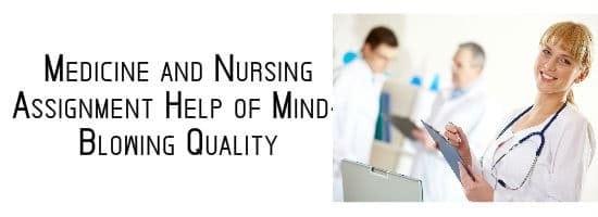 Best Nursing assignment help